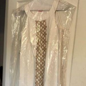 Resort White Dress 👗